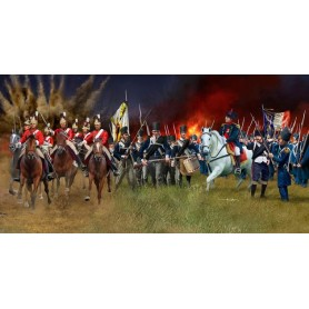 Revell 02450 Battle of Waterloo 1815 - 200 Years