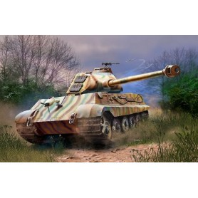 Revell 03138 Tiger II Ausf. B (Porsche Prototype Turret)