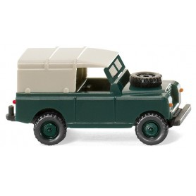 Wiking 92302 Land Rover, blue-green