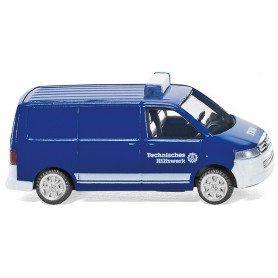 Wiking 93803 THW - VW T5 GP Panel truck