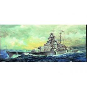 Trumpeter 05711 Germany Bismarck Battleship 1941