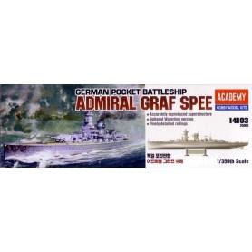 """Academy 14103 German Pocket Battleship """"Admiral Graf Spee"""""""