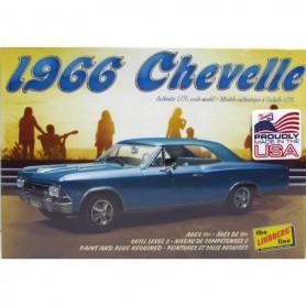 Lindberg 117 Chevrolet Chevelle 1966