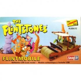 Lindberg 604 Flintmobile, Snap-fit