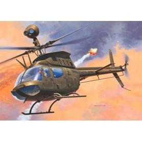 Revell 04938 Helikopter Bell OH-58D Kiowa