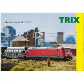 Trix 19801 Trix Katalog 2015/2016 Engelska