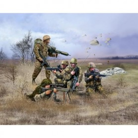 Revell 02521 German Paratroops (modern),