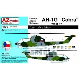 "AZ 7484 Helikopter AH-1G ""Cobra"""