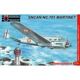 KPM 0054 Flygplan SNCAN NC.701 Martinet