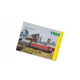 Trix 19800 Trix Katalog 2015/2016 Tyska