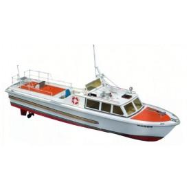 Billing Boats 566 Kadet, komplett, byggsats i trä med plastskrov