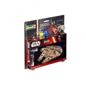 Revell 63600 Star Wars The Millennium Falcon, gift set