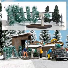 Busch 1182 Julgransförsäljning