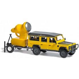 Busch 50355 Land Rover Defender med snökanon