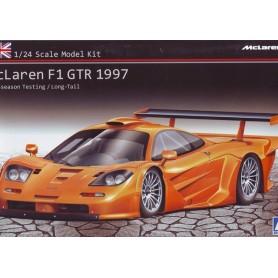 Aoshima 007495 McLaren F1 GTR 1997