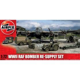 Airfix 05330 Bomber Re-supply Set