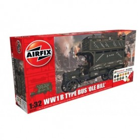 "Airfix 50163 WWI Ole Bill Bus ""Gift Set"""