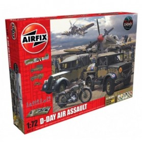 "Airfix 50157 D-Day The Air Assault ""Gift Set"""