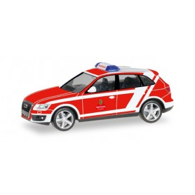 "Herpa 092371 Audi Q5 command vehicle ""Leipzig fire department"""