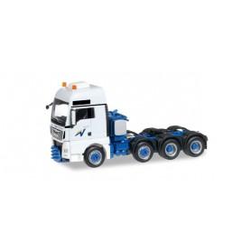 "Herpa 305761 MAN TGX XXL Euro 6 heavy duty rigid tractor ""Voss"""