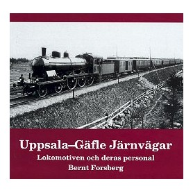 Media BOK232 Uppsala?Gäfle Järnvägar