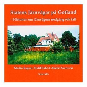 Media BOK233 Statens Järnvägar på Gotland