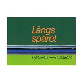 Media BOK237 Längs spåret 1: Stockholm - Göteborg