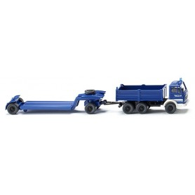 Wiking 69326 THW - Low-loading trailer (MB NG)