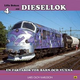 Media BOK248 Lilla boken 4 - Om diesellok