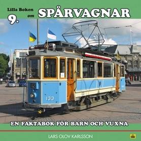 Media BOK250 Lilla boken 9 - Om spårvagnar