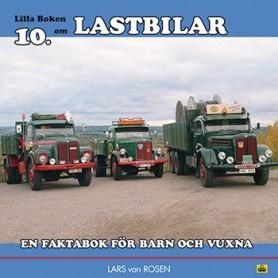 Media BOK251 Lilla boken 10 - Om lastbilar