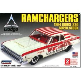Lindberg 72161 Dodge Ramchargers 1964