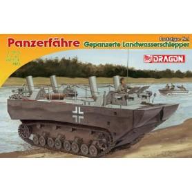 Dragon 7489 Panzerfähre Gepanzerte Landwasserschlepper Prototype Nr.1
