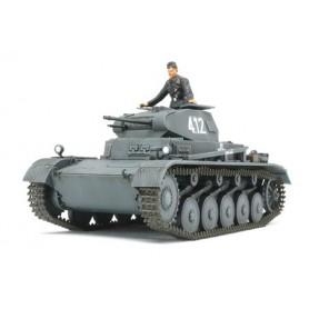 Tamiya 32570 Tanks German Panzer II A/B/C - French Campaign