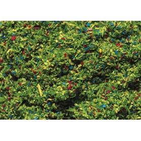 Faller 170710 Strömaterial, sågspån, ängsblommor, 45 gram i påse