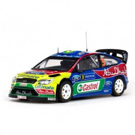 Sun Star 3945 Ford Focus RS WRC09 No.3 M.Hirvonen/J.Lehtinen