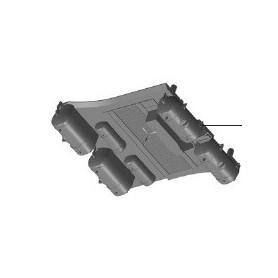 Roco 138082 Tryckluftstankar, gråa, passar för bl.a. Roco Rc2