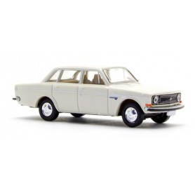 Brekina 29412 Volvo 144, vit