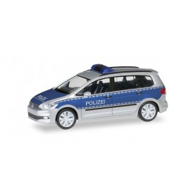 "Herpa 092463 VW Touran ""Lower Saxony police department"""