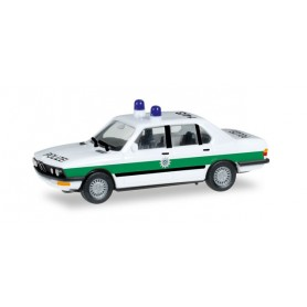 "Herpa 092401 BMW 528i ""Bavarian Police department"""