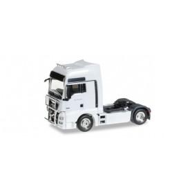 Herpa 302029.4 MAN TGX XXL Euro 6 rigid tractor with accessories, white