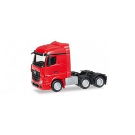 Herpa 305174.2 Mercedes-Benz Actros Streamspace 6x2 rigid tractor, red