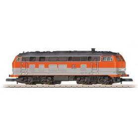 """Märklin 88805 Diesellok klass BR 218 """"City-Bahn"""" """"Mässmodell 2016 Nürnberg"""""""