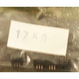 Faller 161759 Strömbrytare, små, 5 st, till Faller Car System