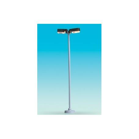 Brawa 5515 Gatlampa, dubbel `Waiblingen`, höjd 115 mm