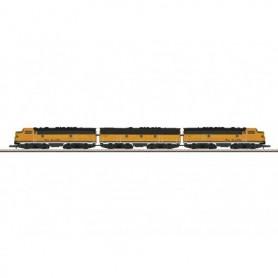 """Märklin 88198 Dieselelektriskt lok typ General Motors EMD F7 """"American railroad Denver & Rio Grande Western"""""""