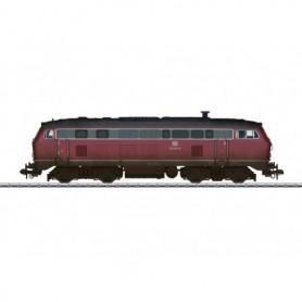 """Märklin 55717 Diesellok klass 218 typ DB """"Vädrad"""""""