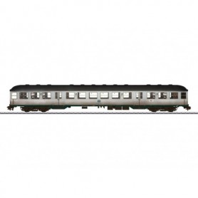 """Märklin 58436 Personvagn 2:a klass Bnb 719 """"Silver Coin"""" """"Vädrad"""""""