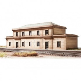 """Trix 66330 Station """"Gare Auvers sur Oise"""""""