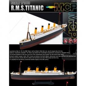 "Academy 14217 R.M.S. Titanic ""MPC"", Snap-kit"